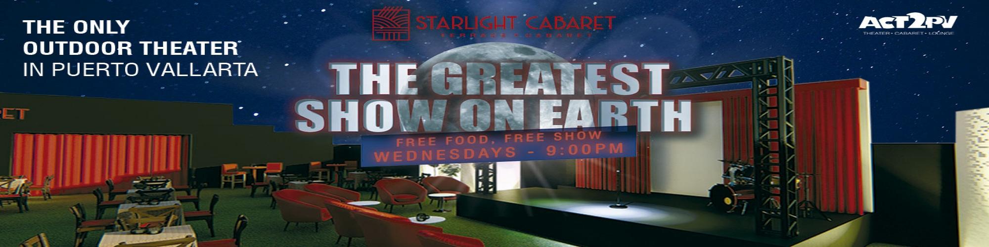 Wednesday Greatest show