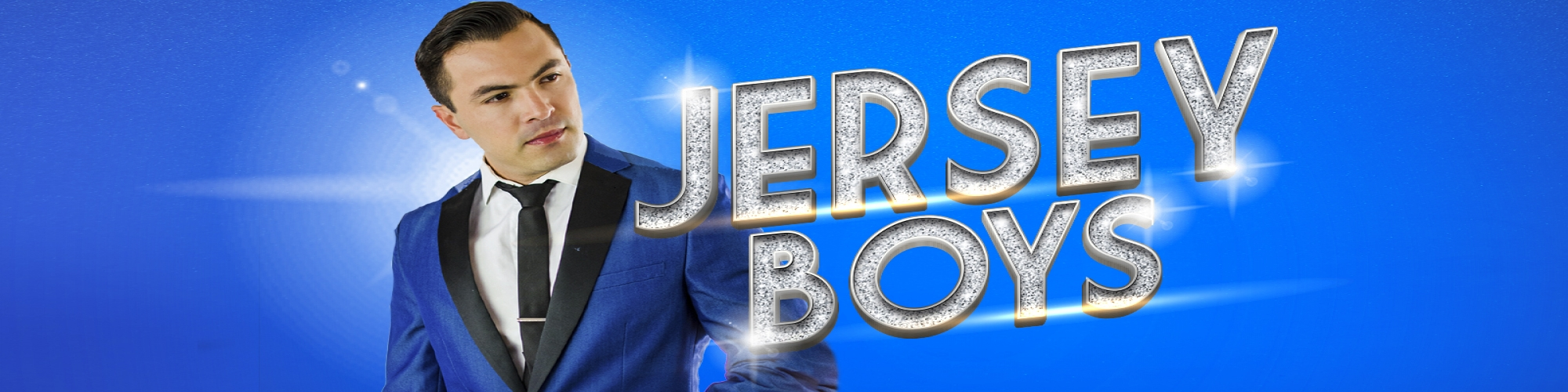 JERSEY BOYS starring Marc Lopez (Starlight Cabaret)